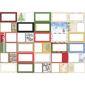 Picture of Pocket Joyful and Triumphant Journal Cards by Lauren Hinds- Set 30